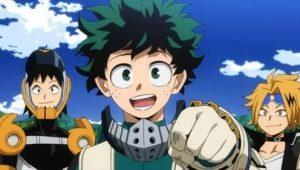 My Hero Academia: Saison 5 Episode 25